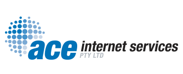 ACE INTERNET logo