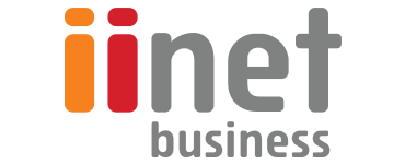 IINET BUSINESS logo