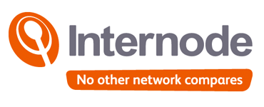 INTERNODE - 1300 NBN NOW logo