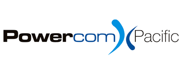 POWERCOM PACIFIC logo