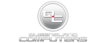 QUEENSLAND COMPUTERS logo